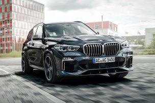 BMW X5 Tuning: AC Schnitzer