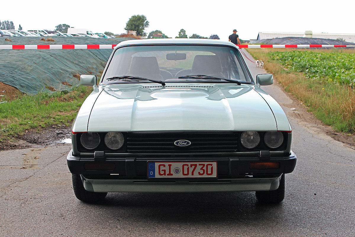 Sportler der 80er: Ford Capri 2.8 Injection