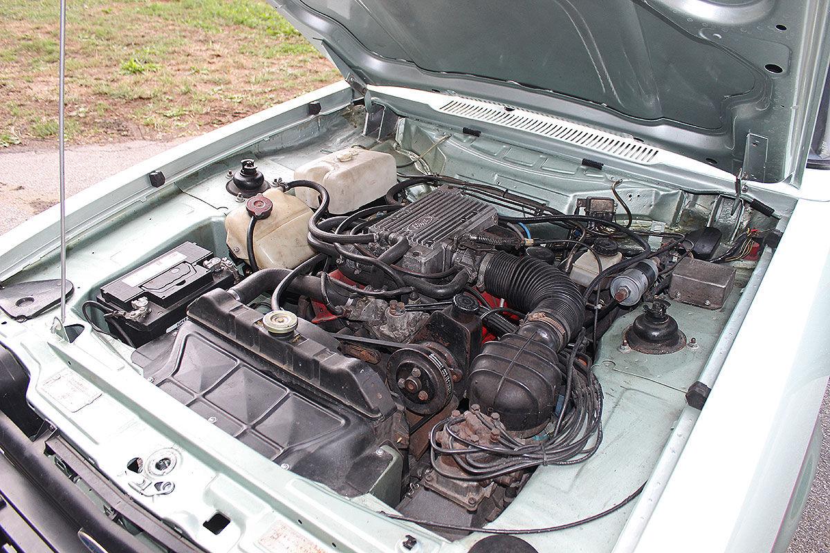 Sportler der 80er: Ford Capri 2.8 Injection