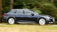 Audi A6 allroad quattro im Test