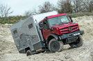 Unimog 4023 Bimobil EX432: Wohnmobil-Test