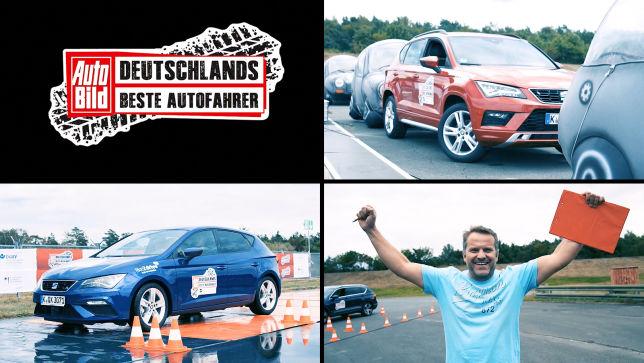 Die besten Autofahrer Deutschlands