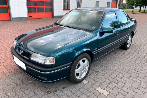Opel Vectra A: kaufen
