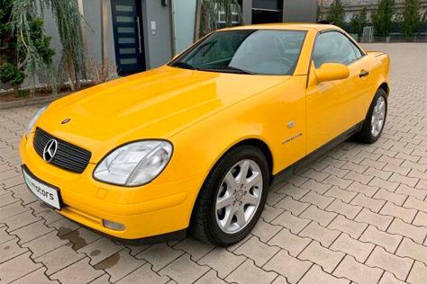 Mercedes SLK 230 Kompressor R 170: Preis, Roadster