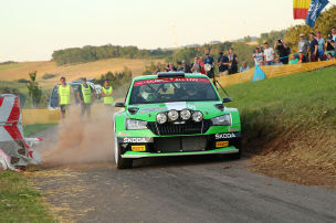 WRC2: Rallye Deutschland