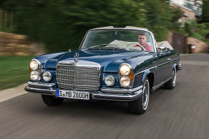 Mercedes 280 SE 3.5 Cabrio W 111