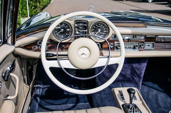 Spritztour im Hangover-Benz