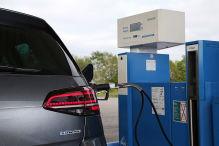 Erdgaswagen schlägt Elektroauto