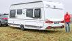 Fendt Bianco Activ 515 SFD: Wohnwagen-Test