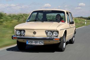 VW Brasilia Variant (1980)