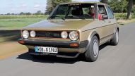 VW Golf 1 GTI Pirelli (1983): Test
