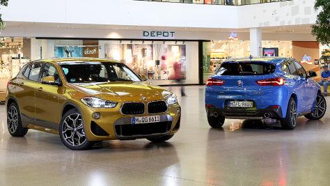 BMW X2: Darauf sollte man achten