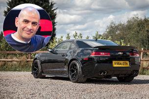 Chris Harris verkauft seinen Camaro