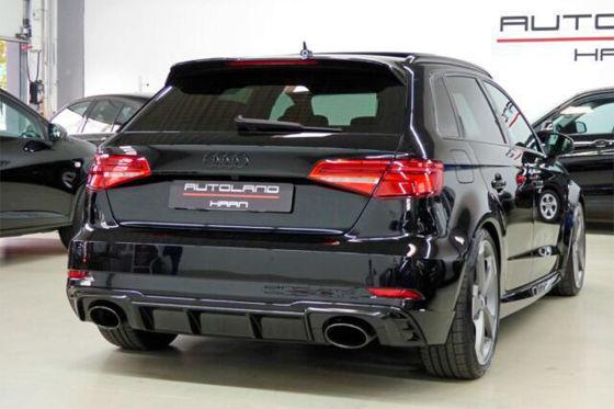 Audi RS 3 mit über 600 PS zu verkaufen