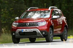 Dacia Duster Adventure TCe 150 im Test