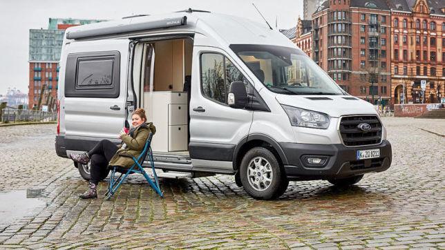 Ford Big Nugget: Wohnmobil-Test