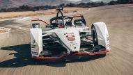 Formel E: Porsche zeigt erstes Auto