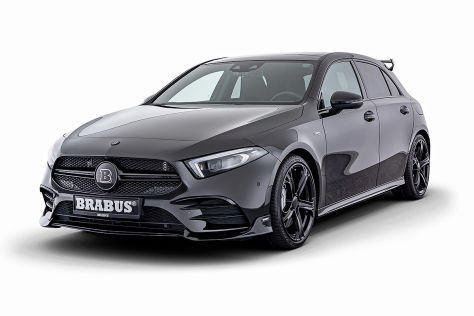 Mercedes-AMG A 35 Tuning: Brabus Leistungs-Kit