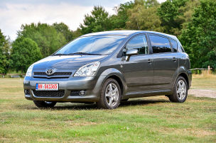 Toyota Corolla Verso: Gebrauchtwagen-Test