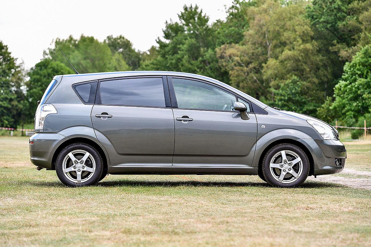 Gebrauchtwagen-Test Toyota Corolla Verso