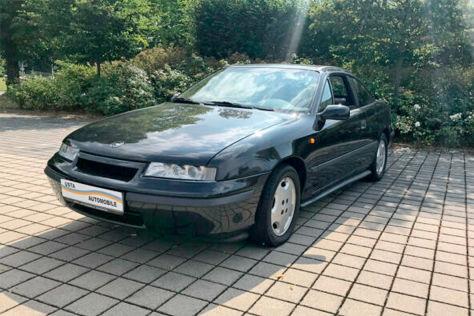 Originaler Opel Calibra für unter 10.000 Euro