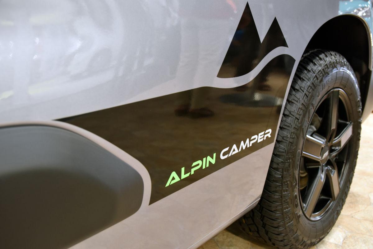 Vorstellung: Peugeot Alpin Camper