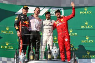 Hamilton nur noch zehn Siege hinter Schumi