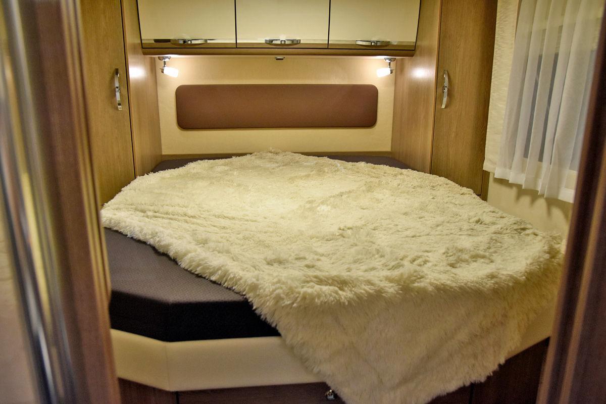 Luxus-Neuheiten von Caravan Salon