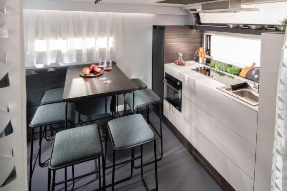 Adrias neuer Luxus-Caravan