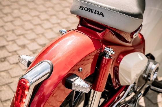 Honda Supercub 125