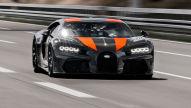 Bugatti Chiron: Rekord