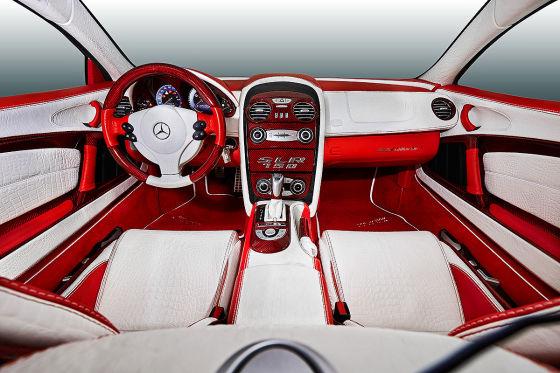 Einzigartiger Super-Benz mit 750 PS