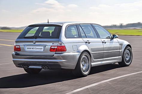 BMW M GmbH: Kombi, M3, M5, Touring