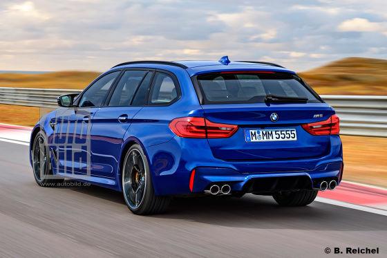 BMW M wird keine Kombis mehr bauen