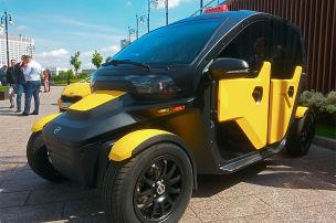 Kalaschnikow baut jetzt auch E-Autos
