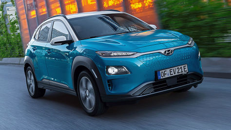 Hyundai Kona Elektro (MY 2020)