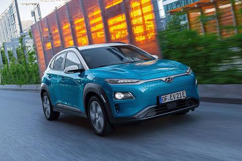 Hyundai Kona Elektro (MY 2020): Reichweite, Preis, Ausstattung, Reichweite, Akku