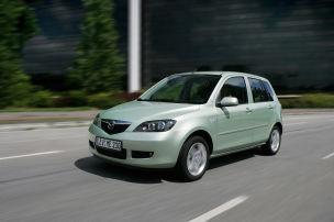 Mazda2 (Typ DY): Gebrauchtwagen der Woche