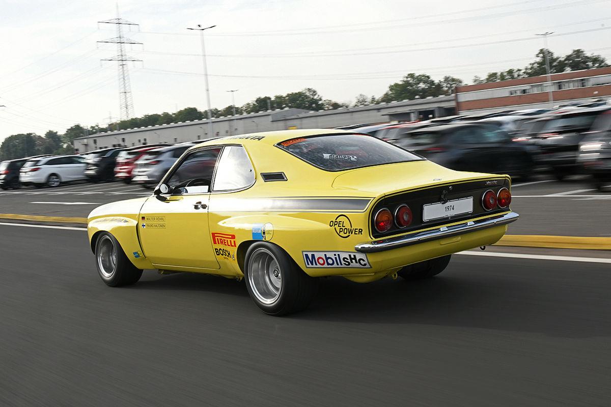 Opel Manta A Irmscher (1974): Fahrbericht
