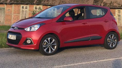 Hyundai i10: 100.000-Kilometer-Dauertest