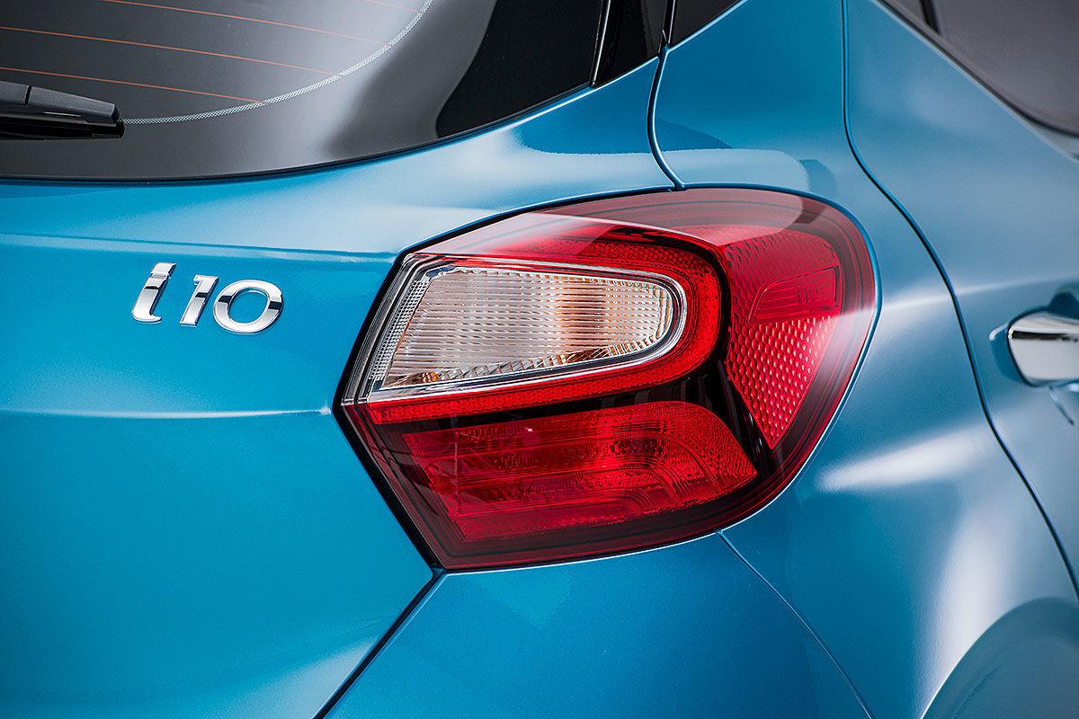 Hyundai i10 (2020): Test