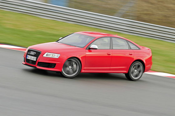 Sollte Audi den RS 6 auch als Limo bauen?