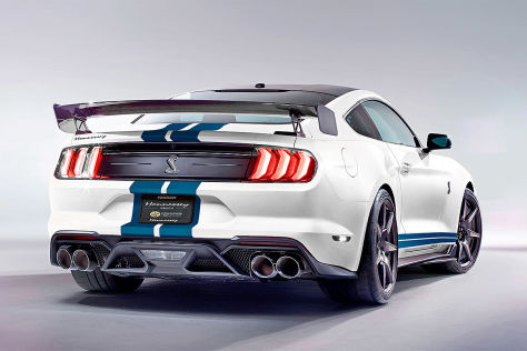 Ford Mustang Shelby GT500 Venom von Hennessey