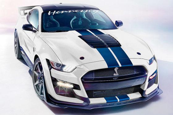 Mustang mit 1200 PS kommt 2020!