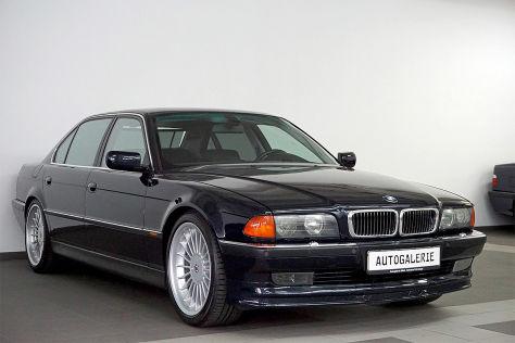 Alpina B12 5.7 L: BMW 7er E38