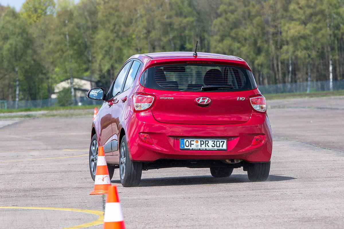 Hyundai i10 im 100.000-Kilometer-Dauertest