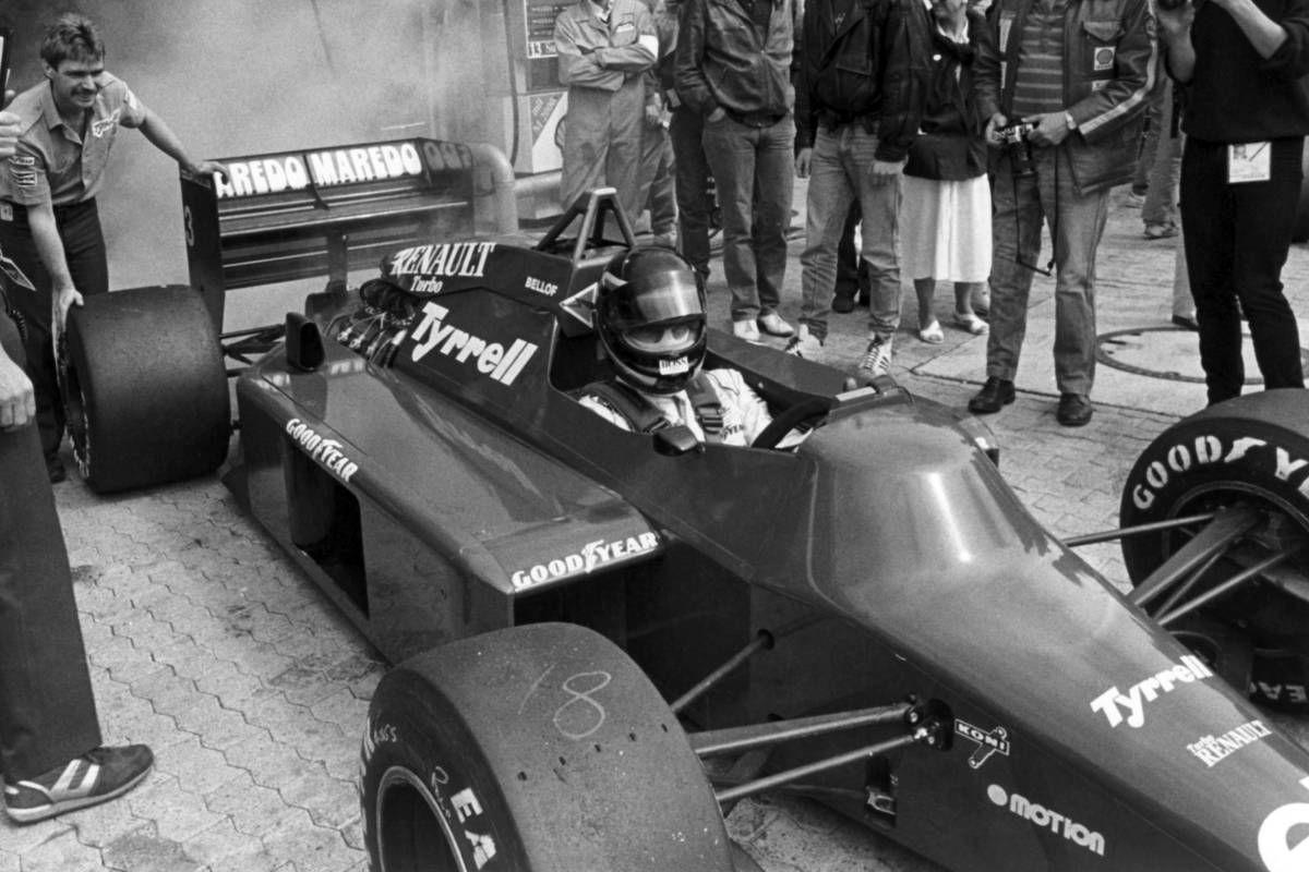 Geschichte der Sicherheit in der Formel 1