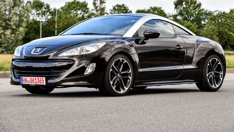 Peugeot RCZ: Gebrauchtwagen-Test