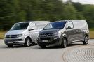 Opel Zafira Life VW Multivan