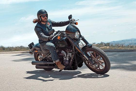 Harley-Davidson: Modellpalette 2020